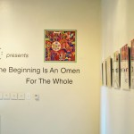 The Beginning Is An Omen For the Whole: Gerardo Arellano, Rachelle Diaz and Aldo Ramos art exhibition at St. Edward's University in Austin, Texas